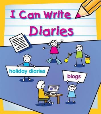 I Can Write Pack A of 6 by Anita Ganeri