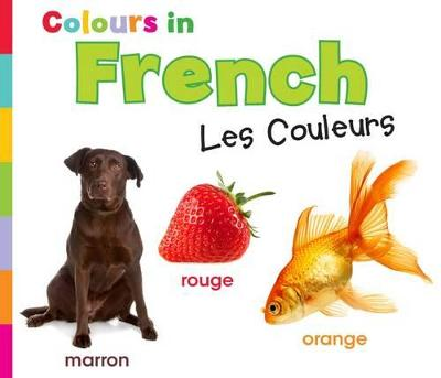 Colours in French Les Couleurs by Daniel Nunn