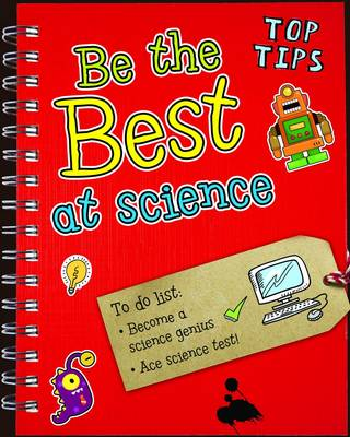 Be the Best at Science by Rebecca Rissman