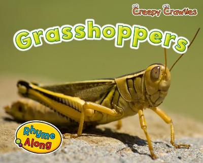 Grasshoppers by Sian Smith