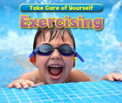 Exercising by Sian Smith