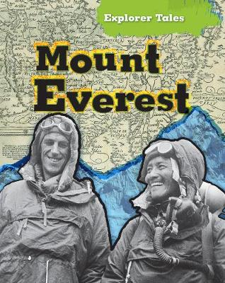 Mount Everest by Nancy Dickmann