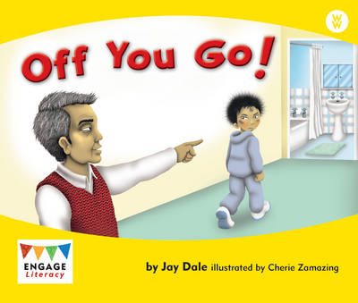 Off You Go! by Jay Dale