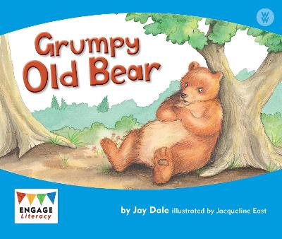 Grumpy Old Bear by Jay Dale