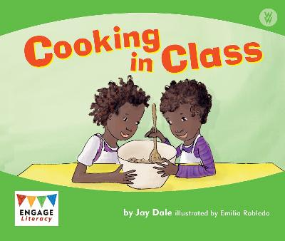 Cooking in Class by Jay Dale