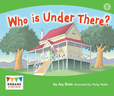 Who is Under There? by Jay Dale