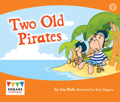 Two Old Pirates by Jay Dale