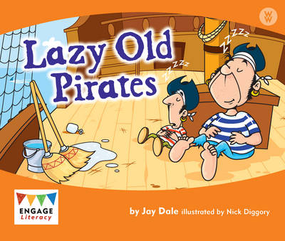 Lazy Old Pirates by Jay Dale