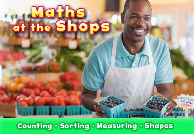 Maths at the Shops by Tracey Steffora