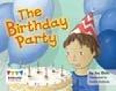 The Birthday Party by Jay Dale
