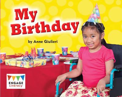 My Birthday by Anne Giulieri