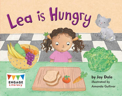 Lea is Hungry by Jay Dale