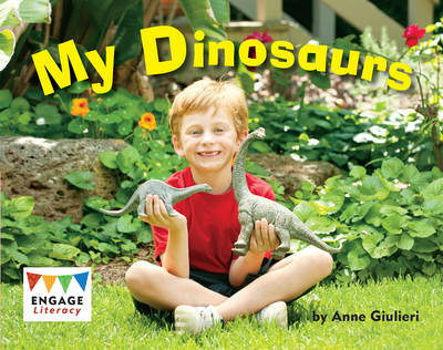 My Dinosaurs by Anne Giulieri