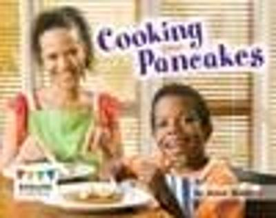 Cooking Pancakes by Anne Giulieri