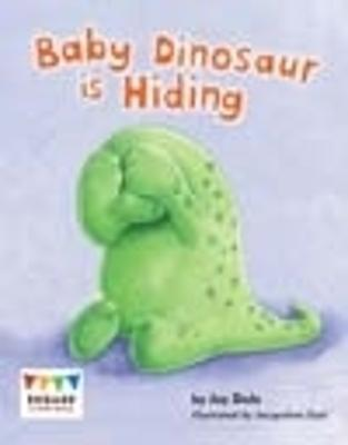 Baby Dinosaur is Hiding by Jay Dale