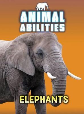 Elephants by Charlotte Guillain