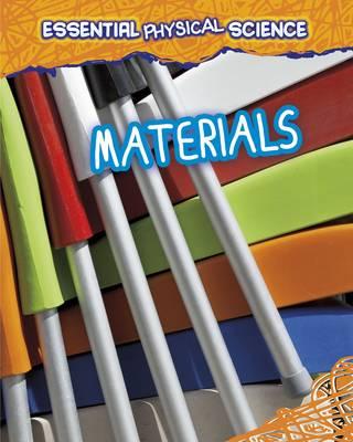 Materials by Louise Spilsbury, Richard Spilsbury