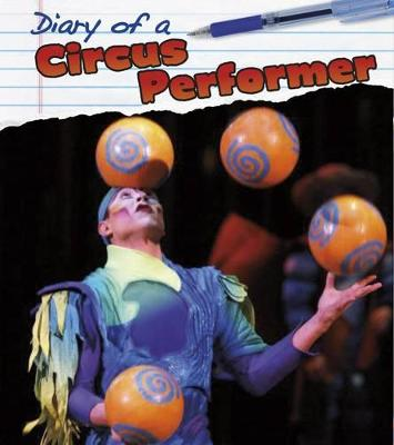 Circus Performer by Angela Royston