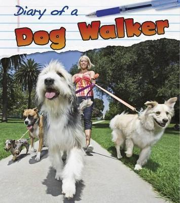 Dog Walker by Angela Royston