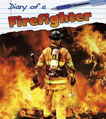 Firefighter by Angela Royston