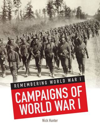 Remembering World War I Pack A of 4 by Nick Hunter