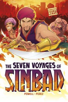 The Seven Voyages of Sinbad by Martin Powell