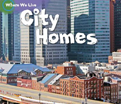 City Homes by Sian Smith