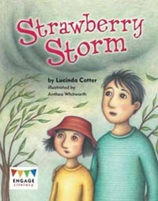 Strawberry Storm by Lucinda Cotter