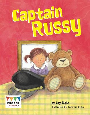 Captain Russy by Jay Dale