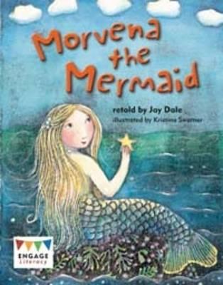 Morvena, the Mermaid by Jay Dale