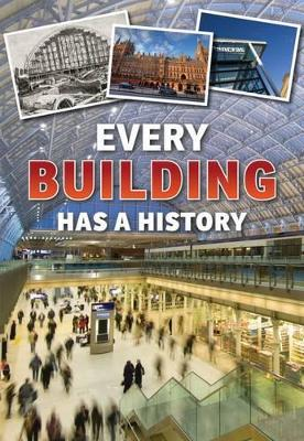 Everything Has a History Pack A by Andrew Langley, Rebecca Vickers