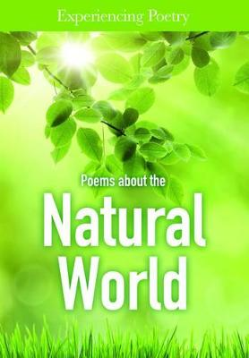 Poems About the Natural World by Evan T Voboril