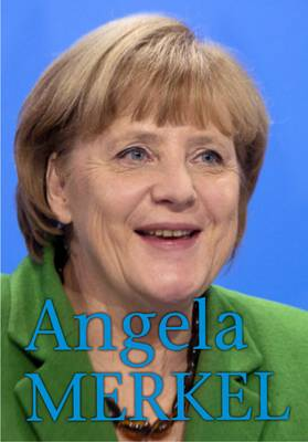 Angela Merkel by Claire Throp