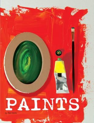 Oil Paints by Mari Bolte