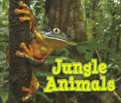 Jungle Animals by Sian Smith