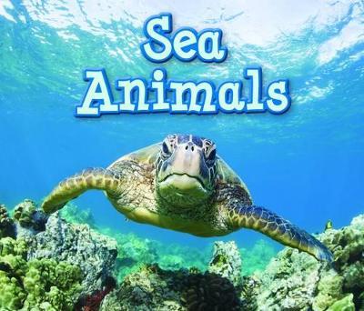 Sea Animals by Sian Smith