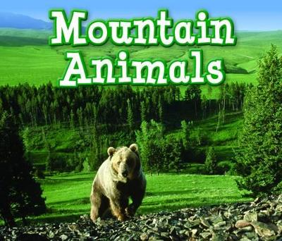 Mountain Animals by Sian Smith