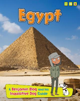 Egypt A Benjamin Blog and His Inquisitive Dog Guide by Anita Ganeri