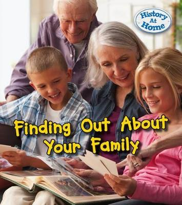 Finding Out About Your Family History by Nick Hunter