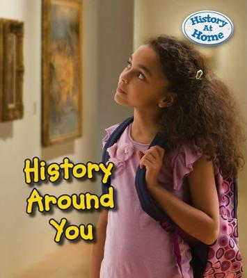 History at Home Pack A of 3 by Nick Hunter