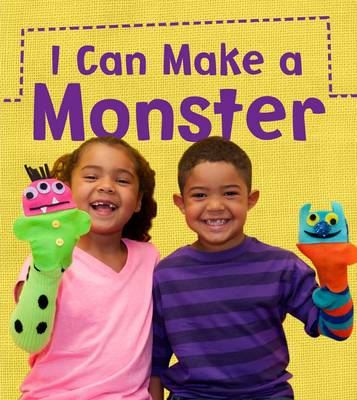 I Can Make a Monster by Joanna Issa
