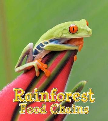 Food Webs Pack A of 5 HB by Angela Royston