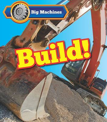 Big Machines Pack A of 6 HB by Catherine Veitch