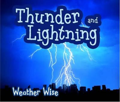 Thunder and Lightning by Helen Cox-Cannons