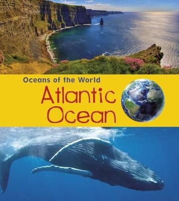 Oceans of the World Pack A of 5 by Louise Spilsbury, Richard Spilsbury