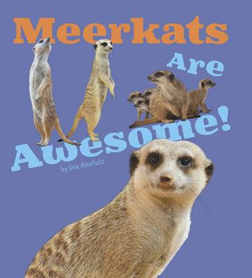 Meerkats Are Awesome! by Lisa J. Amstutz