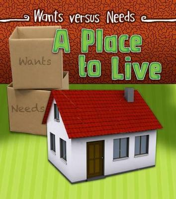 Wants vs Needs PB Pack A of 4 by Linda Staniford