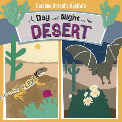 A Day and Night in the Sonoran Desert by Caroline Arnold