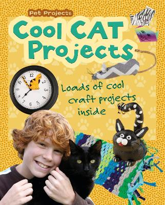 Cool Cat Projects by Isabel Thomas