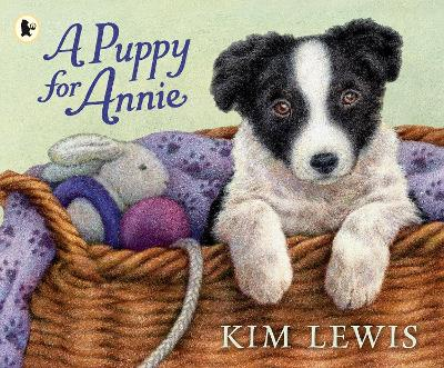 A Puppy for Annie by Kim Lewis